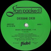 debbie-deb-when-i-hear-music-jam-packed-cover
