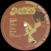 al-kent-presents-million-dollar-the-lower-east-ep-million-dollar-disco-cover