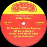 el-barrio-djs-el-barrio-djs-ep-african-supast-gamm-records-cover