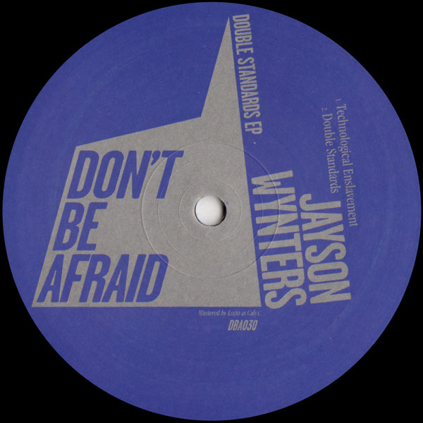 jayson-wynters-double-standards-dont-be-afraid-cover