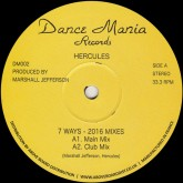 hercules-marshall-jeffers-7-ways-2016-mixes-dance-mania-cover