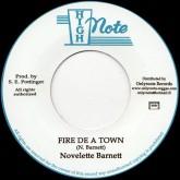 novelette-barnett-fire-de-a-town-high-note-cover