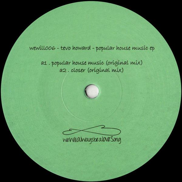 tevo-howard-popular-house-music-ep-wewillalwaysbealovesong-cover