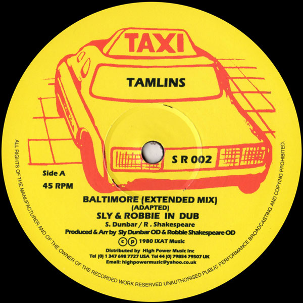 tamlins-sly-robbie-the-baltimore-taxi-cover