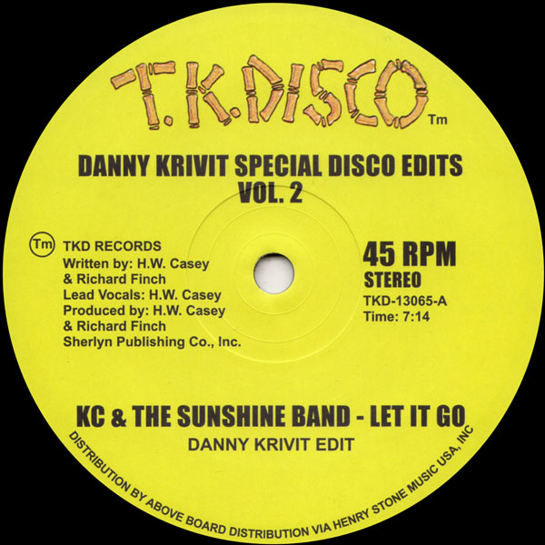kc-the-sunshine-band-gwen-danny-krivit-special-disco-edits-tk-disco-cover