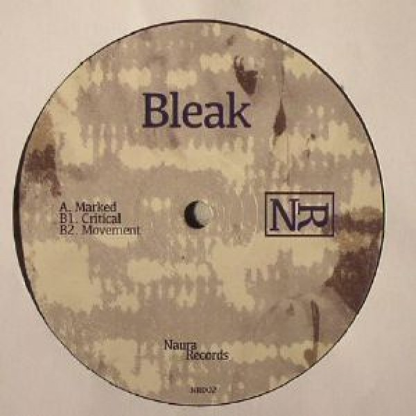 bleak-marked-critical-naura-records-cover