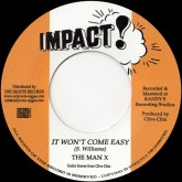 the-man-x-it-wont-come-easy-impact-cover