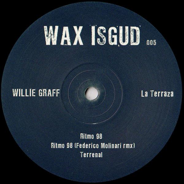 willie-graff-la-terraza-ep-inc-federico-wax-isgud-cover