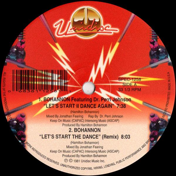 bohannon-lets-start-the-dance-again-unidisc-cover