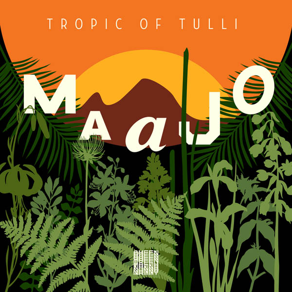maajo-tropic-of-tulli-lp-queen-nanny-cover