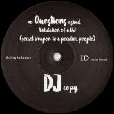 no-questions-asked-validation-of-a-dj-ep-secret-656nq-cover