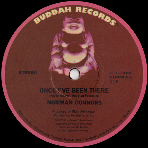 norman-connors-once-ive-been-there-buddah-cover