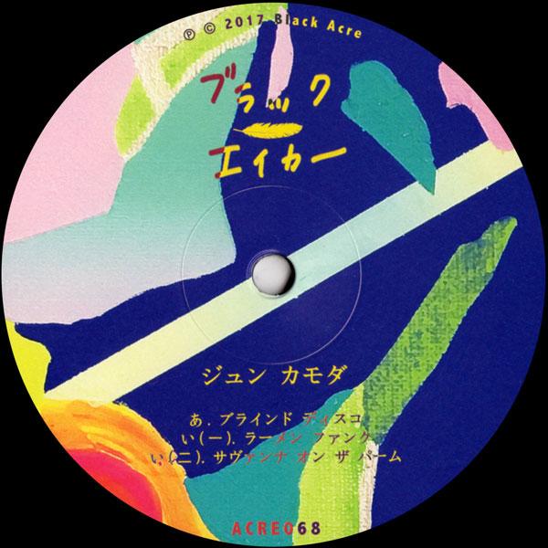 jun-kamoda-blind-disco-black-acre-cover