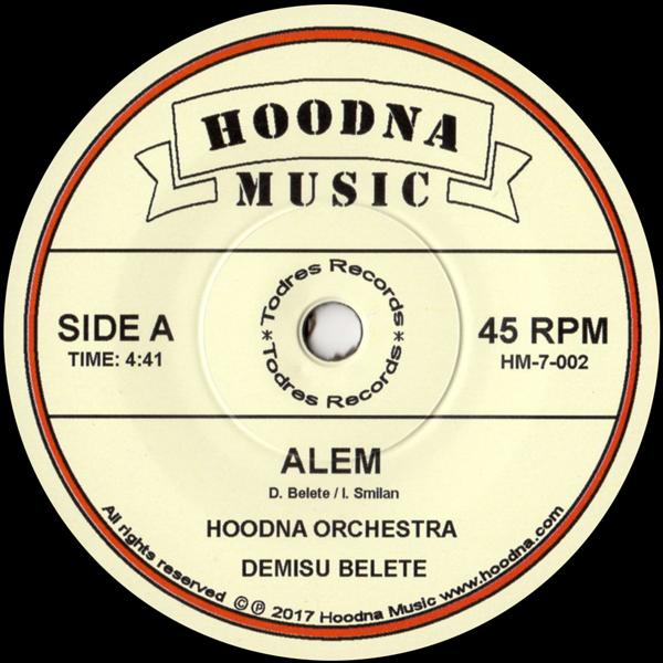 hoodna-orchestra-alem-feat-demisu-belete-adya-todres-records-cover