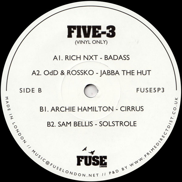 rich-nxt-various-artists-five-3-fuse-cover