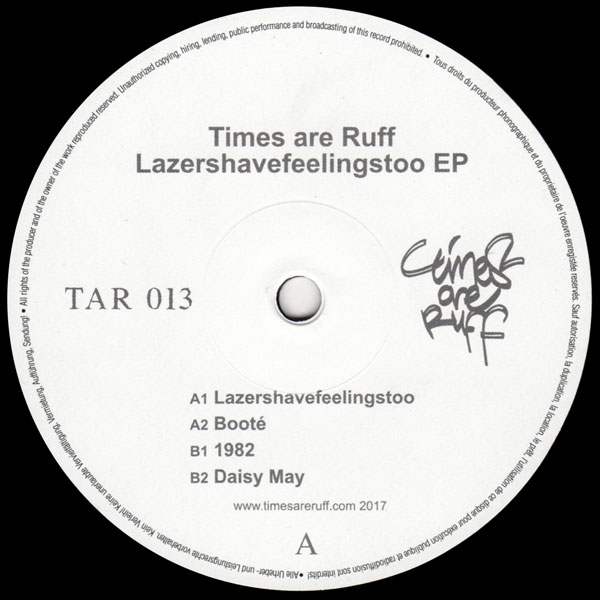 times-are-ruff-lazershavefeelingstoo-ep-times-are-ruff-cover