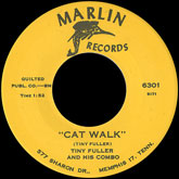 tiny-fuller-his-combo-cat-walk-shock-marliin-records-cover