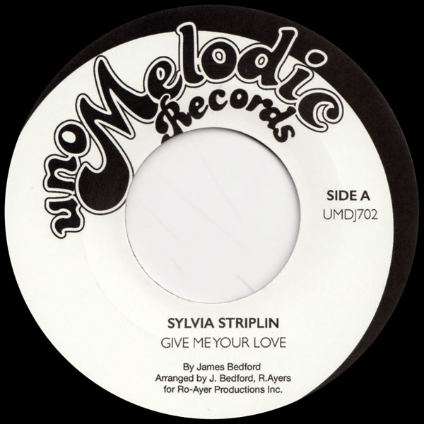 sylvia-striplin-give-me-your-love-you-cant-uno-melodic-records-cover