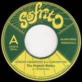 gordon-henderson-u-convent-the-highest-bidder-hard-wo-sofrito-super-singles-cover