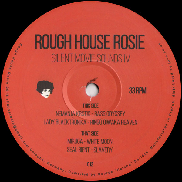 lady-blacktronika-various-silent-movie-sounds-iv-rough-house-rosie-cover