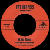 itsu-uno-revenge-of-the-hipster-fat-hop-45s-cover