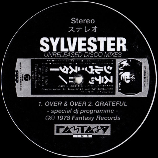 sylvester-sylvester-unreleased-over-edit-dub-record-tokyo-ltd-cover