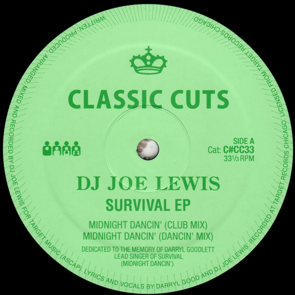 dj-joe-lewis-survival-ep-clone-classic-cuts-cover