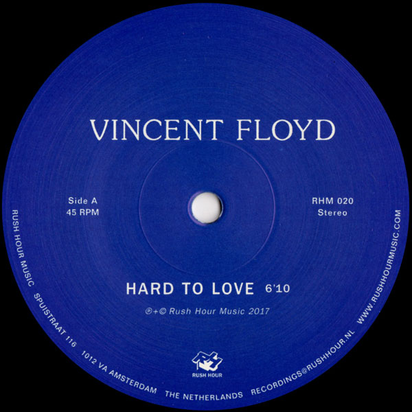 vincent-floyd-hard-to-love-rush-hour-cover