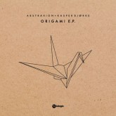 abstraxion-kasper-bjorke-origami-ep-biologic-records-cover