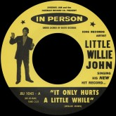 little-willie-john-it-only-hurts-a-little-while-juke-box-jam-cover