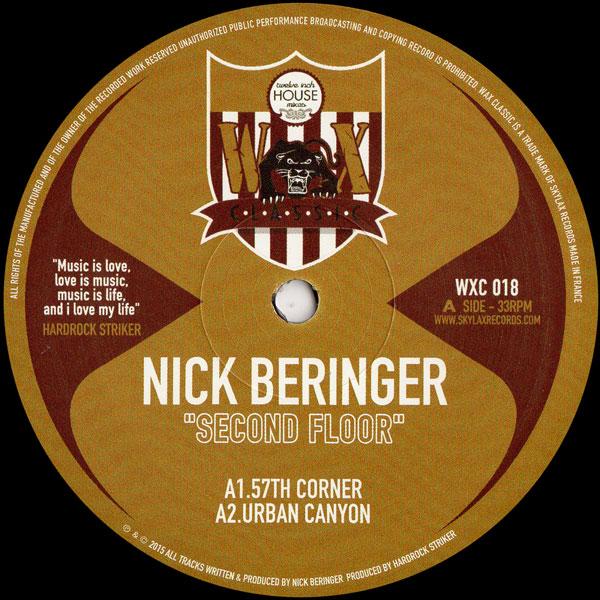 nick-beringer-second-floor-wax-classic-cover