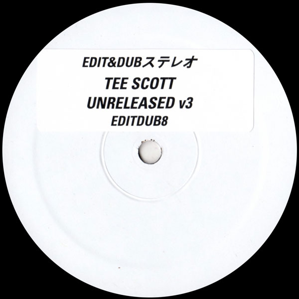 tee-scott-unreleased-vol-3-edit-dub-recordings-cover