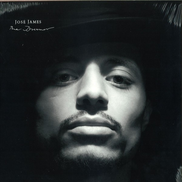 jose-james-the-dreamer-lp-brownswood-recordings-cover