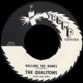 the-qualitons-rolling-the-bones-tramp-records-cover