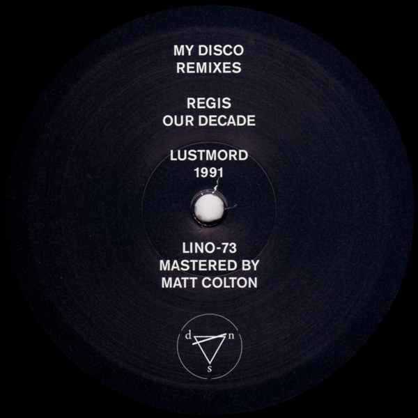 my-disco-severe-incl-regis-lustmord-downwards-cover