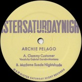 archie-pelago-clammy-customer-ep-mister-saturday-night-cover