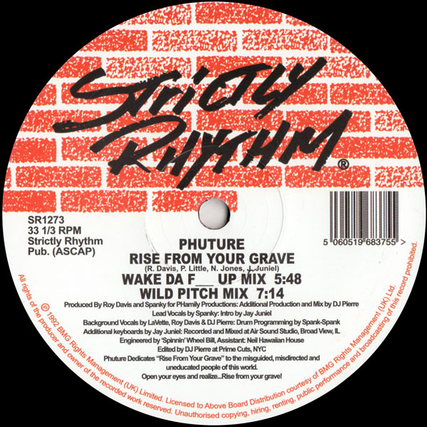 phuture-rise-from-your-grave-inc-wild-strictly-rhythm-cover