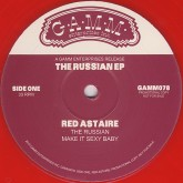 red-astaire-the-russian-ep-gamm-records-cover