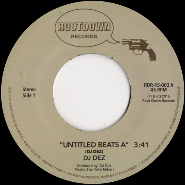 dj-dez-aka-andres-untitled-beats-a-b-root-down-records-cover
