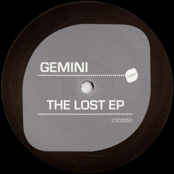gemini-the-lost-ep-cyclo-records-cover