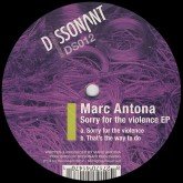 marc-antona-sorry-for-the-violence-ep-dissonant-cover