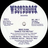 mike-dunn-dance-you-mutha-westbrook-cover