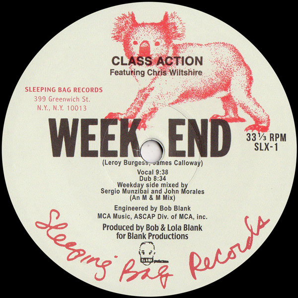 class-action-weekend-sleeping-bag-records-cover