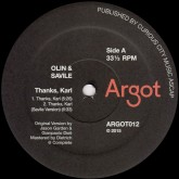 olin-savile-thanks-karl-argot-records-cover