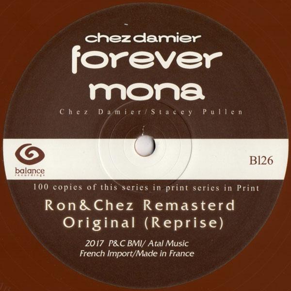 chez-damier-forever-mona-ron-chez-m-balance-recording-cover