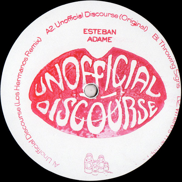 esteban-adame-unofficial-discourse-inc-los-dolly-cover