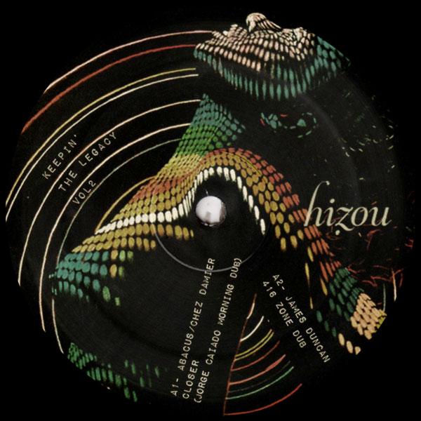 chez-damier-various-arti-keepin-the-legacy-vol-2-hizou-cover