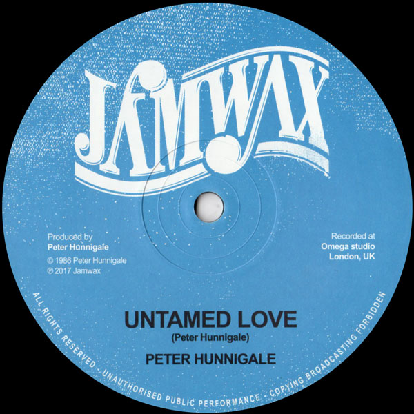 peter-hunnigale-untamed-love-untamed-dub-jamwax-cover