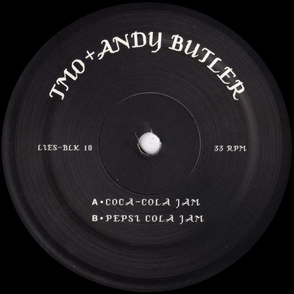 tmo-andy-butler-coca-cola-jam-pepsi-cola-jam-lies-cover