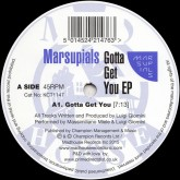 marsupials-gotta-get-you-ep-madhouse-records-cover